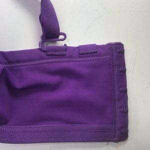 Cacique Intimates & Sleepwear - Cacique Purple Lined Full Coverage Bra 44D